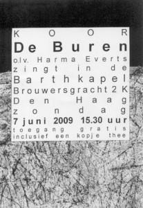 Concert De Buren